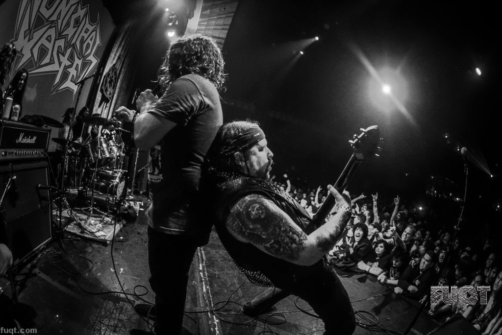 Performance: This Show was NO Waste | Municipal Waste at The Regent