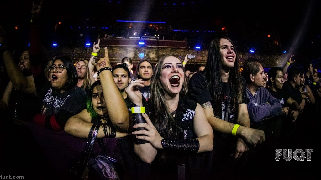 Performance: Cradle Of Filth at The Belasco