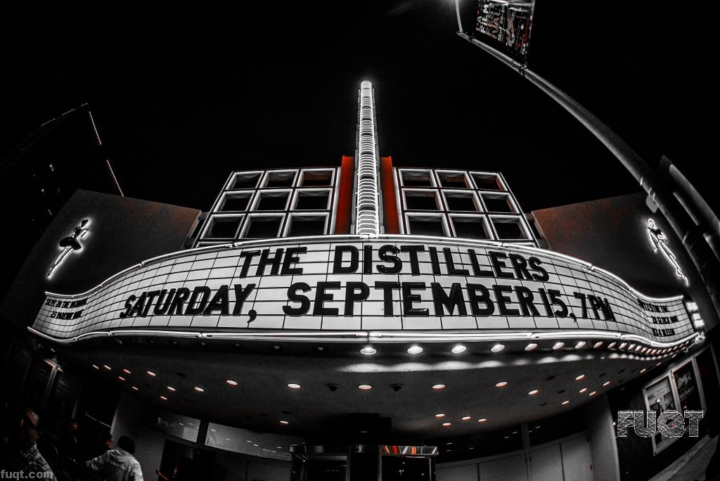 Performance: The Distillers at The Hollywood Palladium